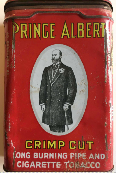 Prince Albert. Photo (c) Christian Krug. Used by permission